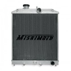 Civic 1992-2000 - Radiador aluminio Performance
