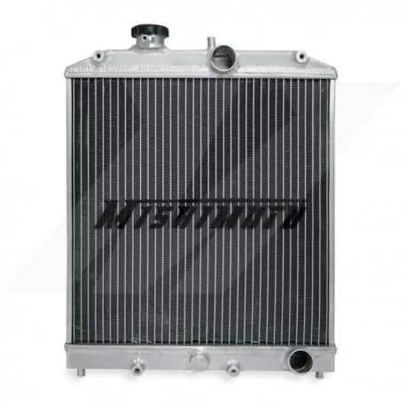 Civic 1992-2000 - Radiador aluminio X-Line Performance