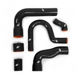 Focus RS II 2009-2011 - Mangueras turbo silicona