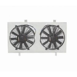 Prelude 1997-2001 - Kit ventilador y soporte de aluminio
