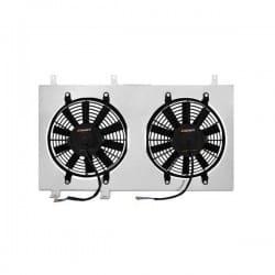 RSX 2002-2006 - Kit ventilador y soporte de aluminio