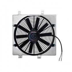 Lancer Evo VII, VIII, IX 2001-2007 - Kit ventilador y soporte de aluminio