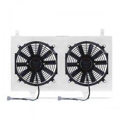 350Z 2003-2006 - Kit ventilador y soporte de aluminio