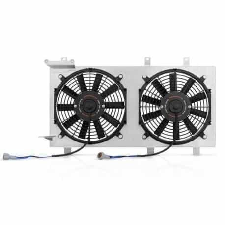 Impreza WRX/STI 2001-2007 - Kit ventilador y soporte de aluminio