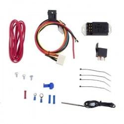Kit controlador ventilador