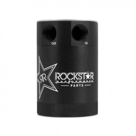 Rockstar Limited Edition - Baffled Oil Catch Can 2 entradas